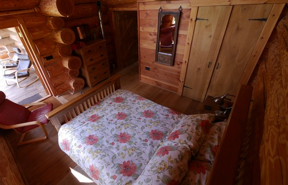 ludlow self-catering accommodation double bedroom